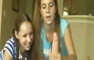 Una video porno solo amatoriali cagna brutale bastone per una giovane ragazza e sua sorella legato