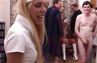 Hakhal secchio un gambo in stretto anale di un slut, piegato dalle pornografia italiana amatoriale palle
