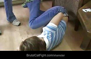 Maturo pulcino con grande tette ha entrambi luce massaggio e un difficile rubinetto siti porno video amatoriali acqua whipping in lei micio